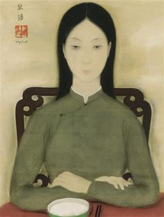 Le Pho (Vietnamese: 1907-2001) | Seated Lady, 1938