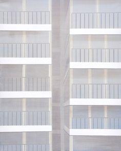 Balconies by Cécile van Hanja