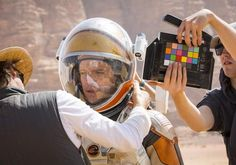 "Ridley Scott's New Film ""The Martian"" Second Trailer - pm studio world wide film news"