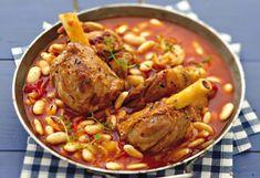 Cassoulet de souris d'agneau – Internationally Inspired Feijoada Recipe, Meat Recipes, Chicken Recipes, Lamb Recipes, Cheat Meal, My Best Recipe, Food Trends, Winter Food, International Recipes