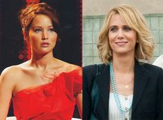 The Hunger Games and Bridesmaids Top MTV Movie Awards in Nominations!