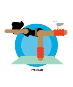 Iyengar Yoga: Ideal for anyone with neck or back problems | From realsimple.com