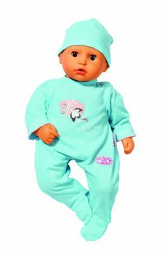 Zapf Creation First Baby Annabell 36cm Brother... FRATELLINI E SORELLINE DAL WEB...