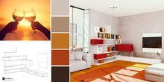 Transpune un strop din farmecul parizian chiar la tine în living! Mobiles, Paris, Contemporary, Rugs, Furniture, Design, Home Decor, Farmhouse Rugs, Montmartre Paris