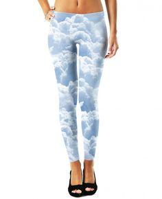 Epic Gurl Clouds Leggings