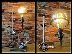 Vintage Industrial Repurposed Metal Laboratory by Loftyideas4u