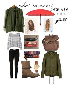 what to wear: seattle in the fall.