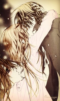 Vampire Knight Tragic love story