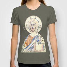 ICONA 7 T-shirt by Francesco Mestria -