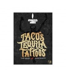 MEXICO - TACOS, TEQUILA, TATTOOS / SALT & SILVER KOCHBUCH //  Ein Jahr nach dem Release von Salt & Silver hauen die Jungs das nächste Abenteuerkochbuch raus. Diesmal geht es in das Reich der höllisch scharfen Salsas, harten Drinks und kunstvollen Tattoos.