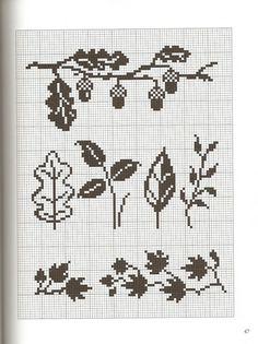 Cross Stitch Borders, Cross Stitch Flowers, Cross Stitch Designs, Cross Stitching, Cross Stitch Embroidery, Embroidery Patterns, Cross Stitch Patterns, Knitting Charts, Knitting Patterns