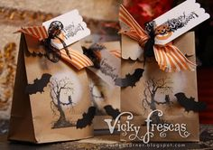 Halloween Treat Bags!