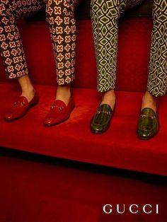 Sprezzatura-Eleganza Gucci shoes