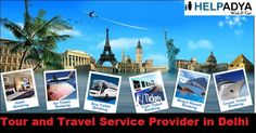 Buy and Sell Tour and Travel Service Provider in Delhi, India Help Adya is Ads Tour and Travel Service Provider in Delhi. Search and find best Advertisement here that suits your needs and budget as well. Help Adya is your one-stop-shop with wide range of products & services like, furniture, mobiles, cars, bikes, electronics appliances, watches, accessories, jewellery, clothes, pets, books and so more. For more information please visit our website www.helpadya.com or call at +91-8527198118.