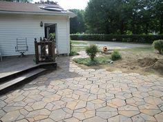 raised patio ideas on a budget google search patio pavers