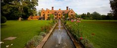 Woodhall Manor, Sutton - UK #wedding venues - click here to see more: http://weddingandweddingflowers.co.uk/venue.php?id=138