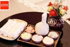 Thailand spa is ancient treatment by herb from 2000 year old