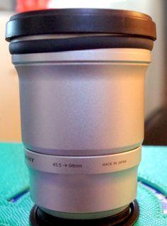 Sony VCL DEH17V Tele End Conversion Lens | eBay