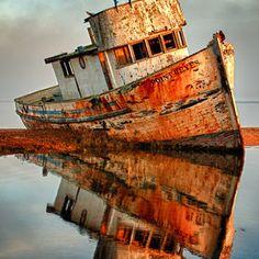 "(via 500px / Photo ""The Old Point Reyes"" by John Klingel)"