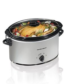 Be ready for family meals with the Hamilton Beach Family Size 7-Quart Slow Cooker! Only $20.30! I love making a big pot of soup in mine!  Click the link below to get all of the details ► http://www.thecouponingcouple.com/hamilton-beach-family-size-7-quart-slow-cooker/ #Coupons #Couponing #CouponCommunity  Visit us at http://www.thecouponingcouple.com for more great posts!