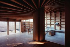 TOKYO TREE HOUSE by Mount Fuji Studio | THE ICONIST #treehouse #tokyo #japan #wood