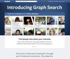 Recently Facebook announced one of the biggest changes to their search feature to date with the limited beta release of Graph Search. Mark Zuckerberg stated Graph Search would become the third pillar of the Facebook experience in addition to the News Feed and Timeline. This post will review the features of Graph Search while also outlining what it all means.