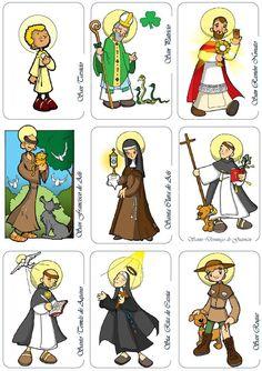 Saint Costume, Pictures Of Jesus Christ, Religion Catolica, All Saints Day, Pentecost, World Religions, Bible Stories, Sunday School, Spirituality