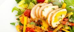 Chicken Salad with Mango and Avocado #Nutrisystem #Recipe