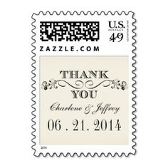 =>>Save on          Thank You Vintage White Wedding Postage           Thank You Vintage White Wedding Postage We have the best promotion for you and if you are interested in the related item or need more information reviews from the x customer who are own of them before please follow the link ...Cleck Hot Deals >>> http://www.zazzle.com/thank_you_vintage_white_wedding_postage-172173566890829058?rf=238627982471231924&zbar=1&tc=terrest