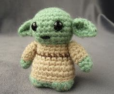 LucyRavenscar - Crochet Creatures: Star Wars Mini Amigurumi. (Reason #2056 to learn to crochet) HT to @ModCloth