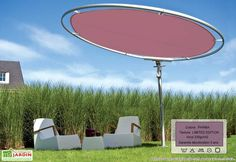 Parasol Eclipse 3.0 Rond Limited