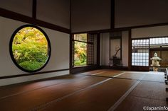 Japaninfo added 16 new photos — at Genko-An Temple.