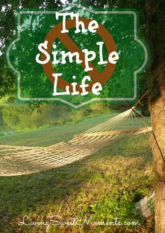 F#%$& The Simple Life - I love My Overly Complicated Life - Do you dream about retiring and only lying on a hammock? or do you wish to make it?