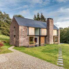 budget family home self build co uk dwellings pinterest