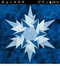 Estrella hielo