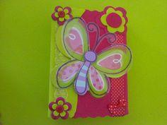 Foam Crafts, Diy Crafts, Notebook Art, Folder Design, Felt Baby, Butterfly Crafts, Decorate Notebook, Paper Cutting, Crafts For Kids