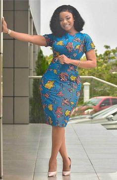 How to Look Classy Like Serwaa Amihere - 30+ Outfits in 2021 Short African Dresses, Latest African Fashion Dresses, African Print Dresses, African Print Fashion, African Prints, Ankara Fashion, Africa Fashion, Tribal Fashion, African Fabric