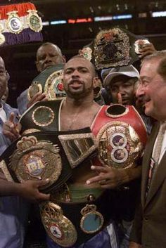 Roy Jones Jr a modern great boasting world titles in multiple weight catagories (totalposter, 2001)