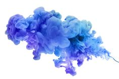 Acrylic colors and ink in water - Photos - 1