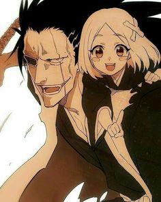 Zaraki & Yachiru || Bleach