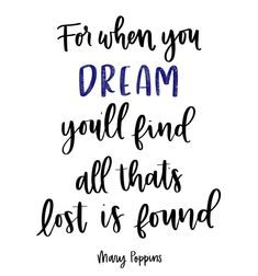 Discover some of the sweetest quotes from Mary Poppins Returns! With handwritten calligraphy included, you'll think it's practically perfect in every way. Disney Song Lyrics, Song Lyric Quotes, Movie Quotes, Disney Song Quotes, Lyric Art, Disney Quotes To Live By, Music Lyrics, Art Music, Dream Song Lyrics