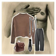 """""""#21"""" by carouselambrax on Polyvore featuring Dsquared2, Anonyme and LD Tuttle"""