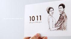 청첩장 1위 보자기카드