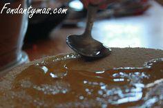 fondant y más: Almibar para bañar Bizcochos (con o sin Thermomix)