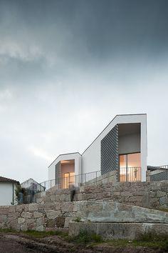 Mortuary House in Vila Caiz by Raul Sousa Cardoso + Graca Vaz