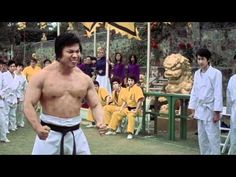 Bruce Lee Enter the Dragon in 2 mins - YouTube