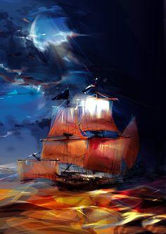 Gemi Tablo - ftg 0037