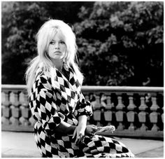 Brigitte Bardot, in A Very Private Affair (1962) everett