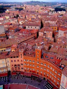 La Toscane : Sienne ville magnifique