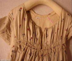 Dress, 1790-1800. Open fashion ID: OBJ35592